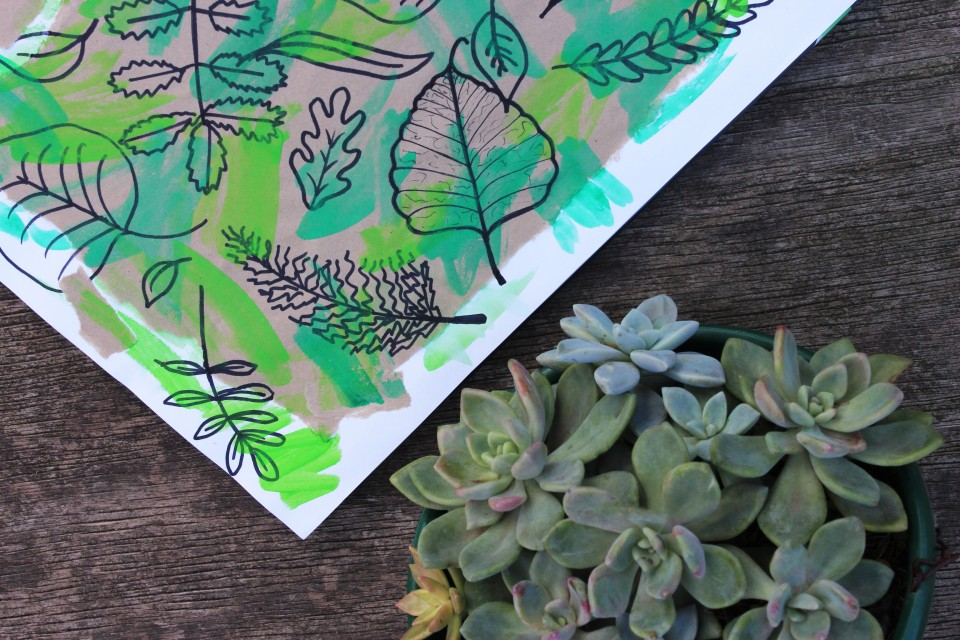 plantspainting