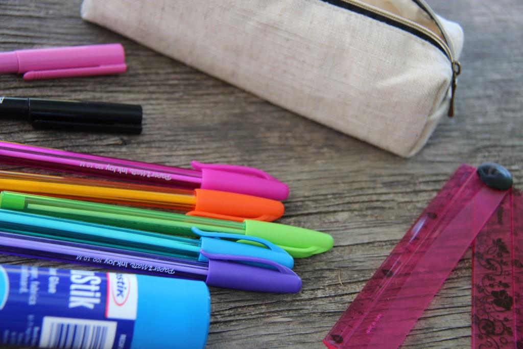 pretty pencil case